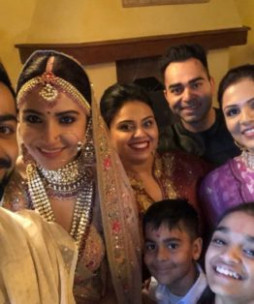 Anushka Sharma Wedding Pictures In Italy | Bollywood Updates