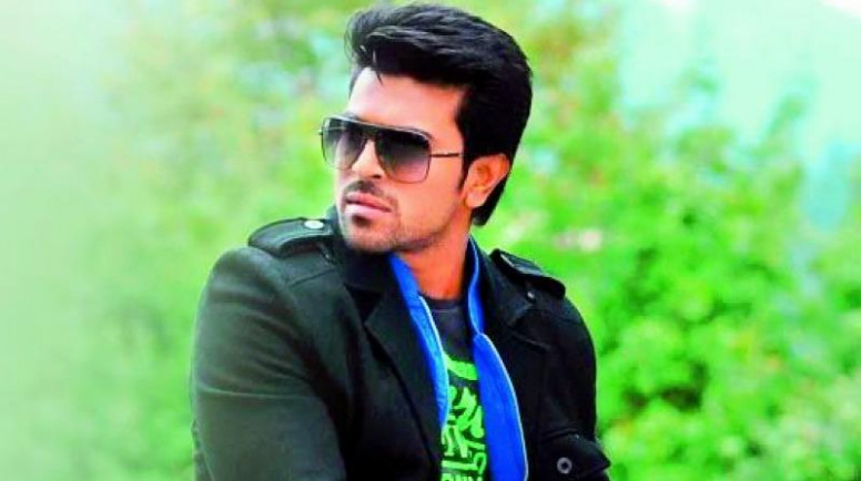 Anything for a hit: Ram Charan goes vegetarian
