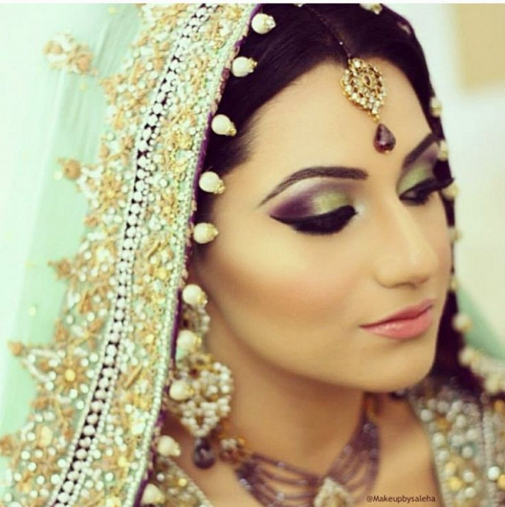 Arab Bollywood Bridal Makeup | Beauty is Within ...