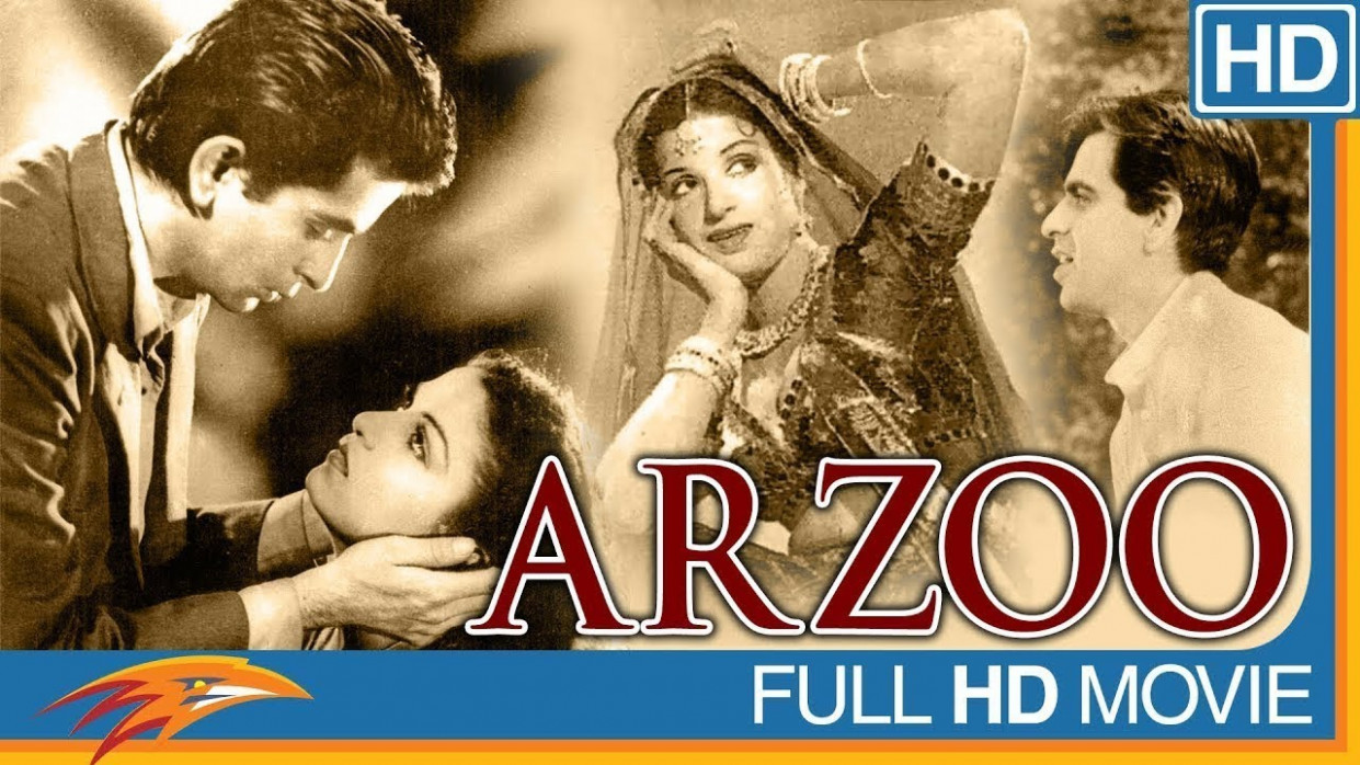 Arzoo Full Movie - Dilip Kumar | Kamini Kaushal ...