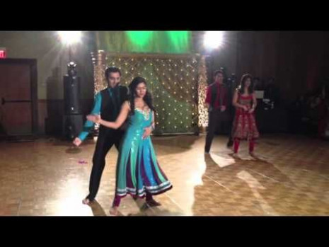 Awesome Sangeet Performance with Mashup Medley! | Dance ...