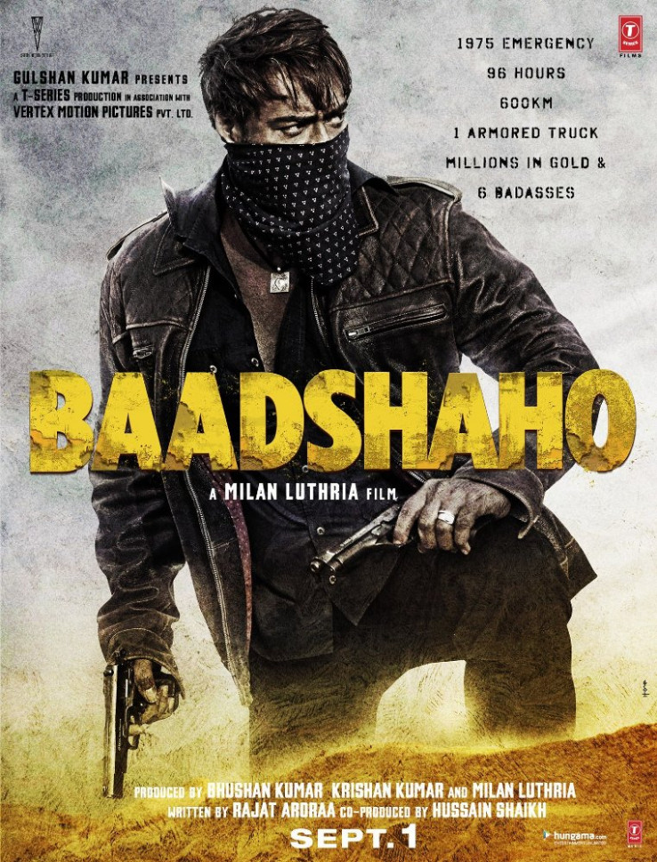 Baadshaho (2017) Hindi Full Movie Watch Online Free ...