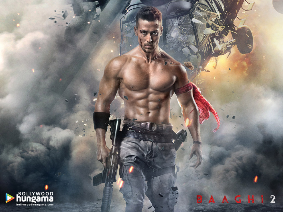 Baaghi 2 2018 Wallpapers | baaghi-2-002 - Bollywood Hungama