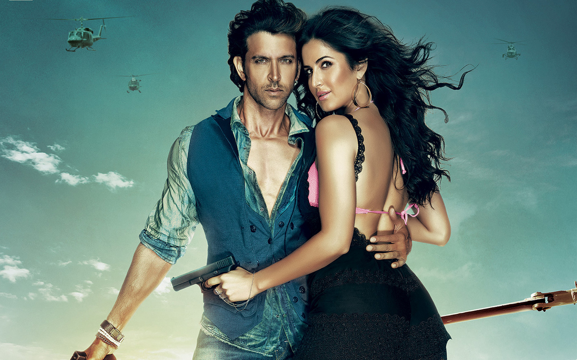 Bang Bang Bollywood Movie Wallpaper Couple wallpaper ...