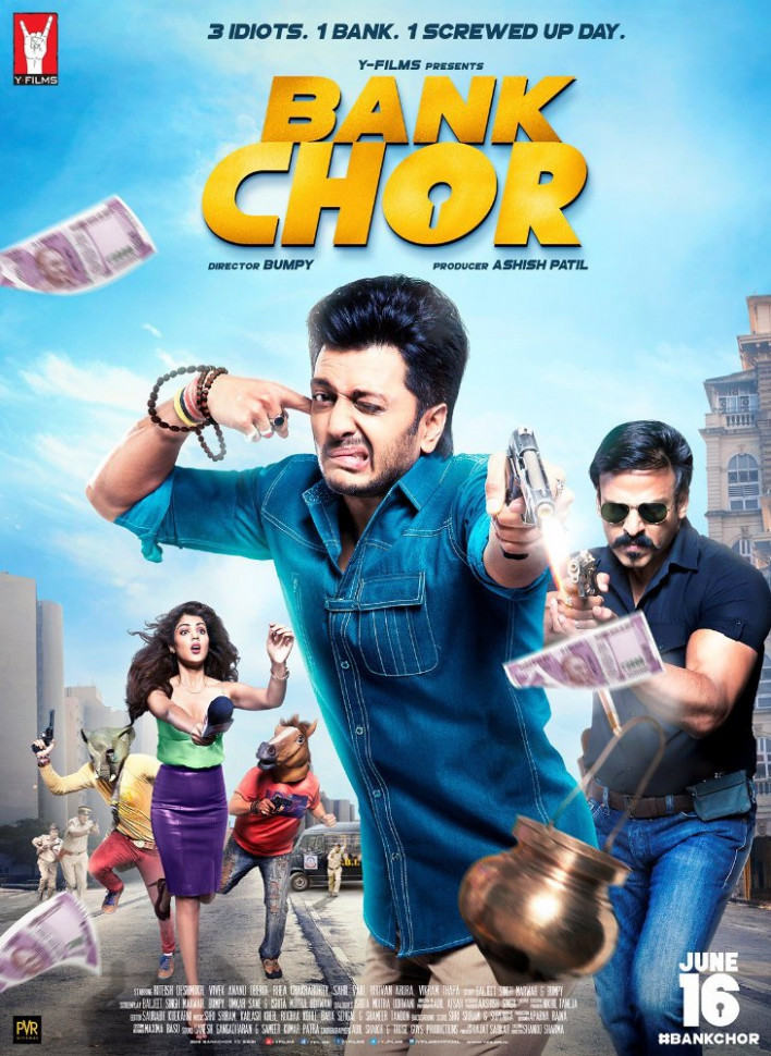 Bank Chor (2017) Hindi Full Movie Watch Online Free ...