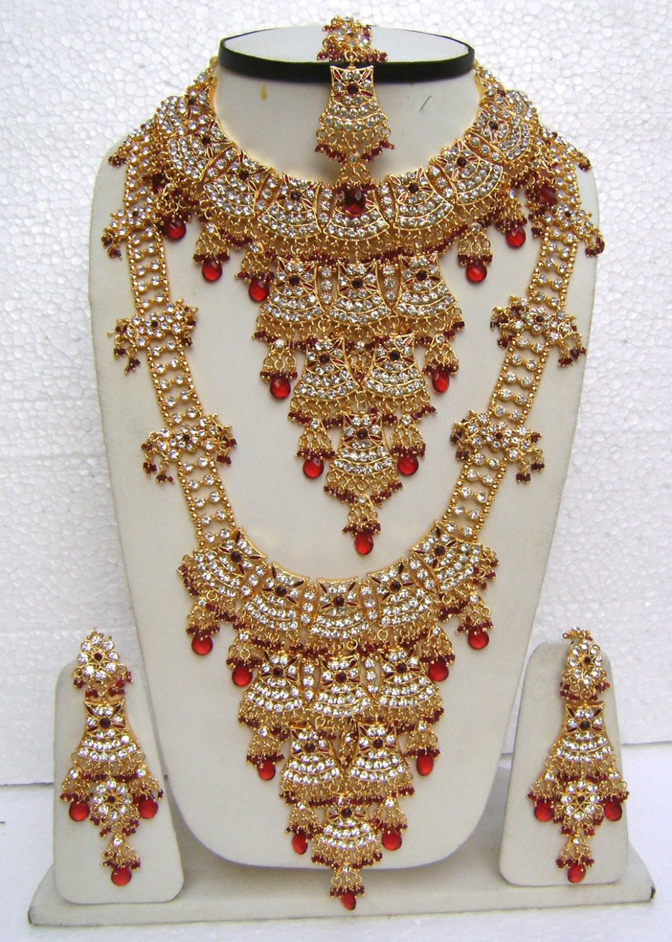 Beautiful Bridal Necklace Sets - Top Pakistan