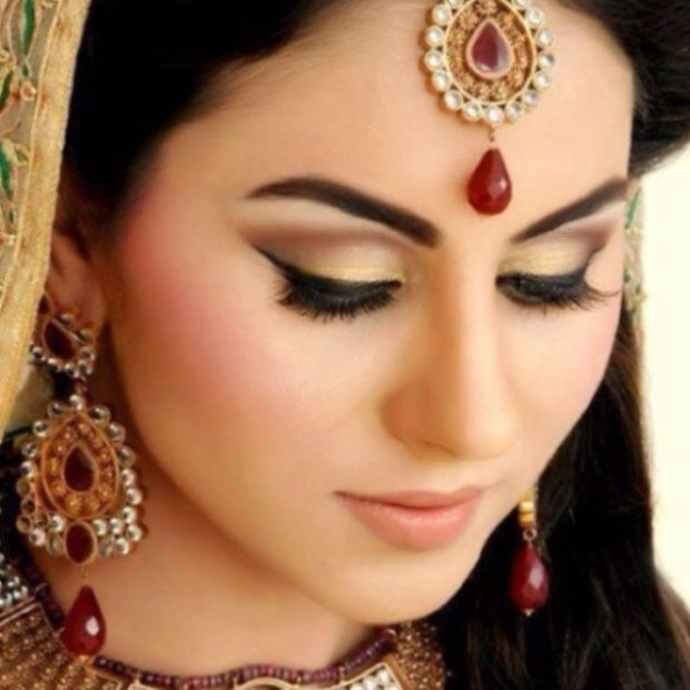 Beautiful Indian Bridal Makeup Looks For Girls | Bridal ...