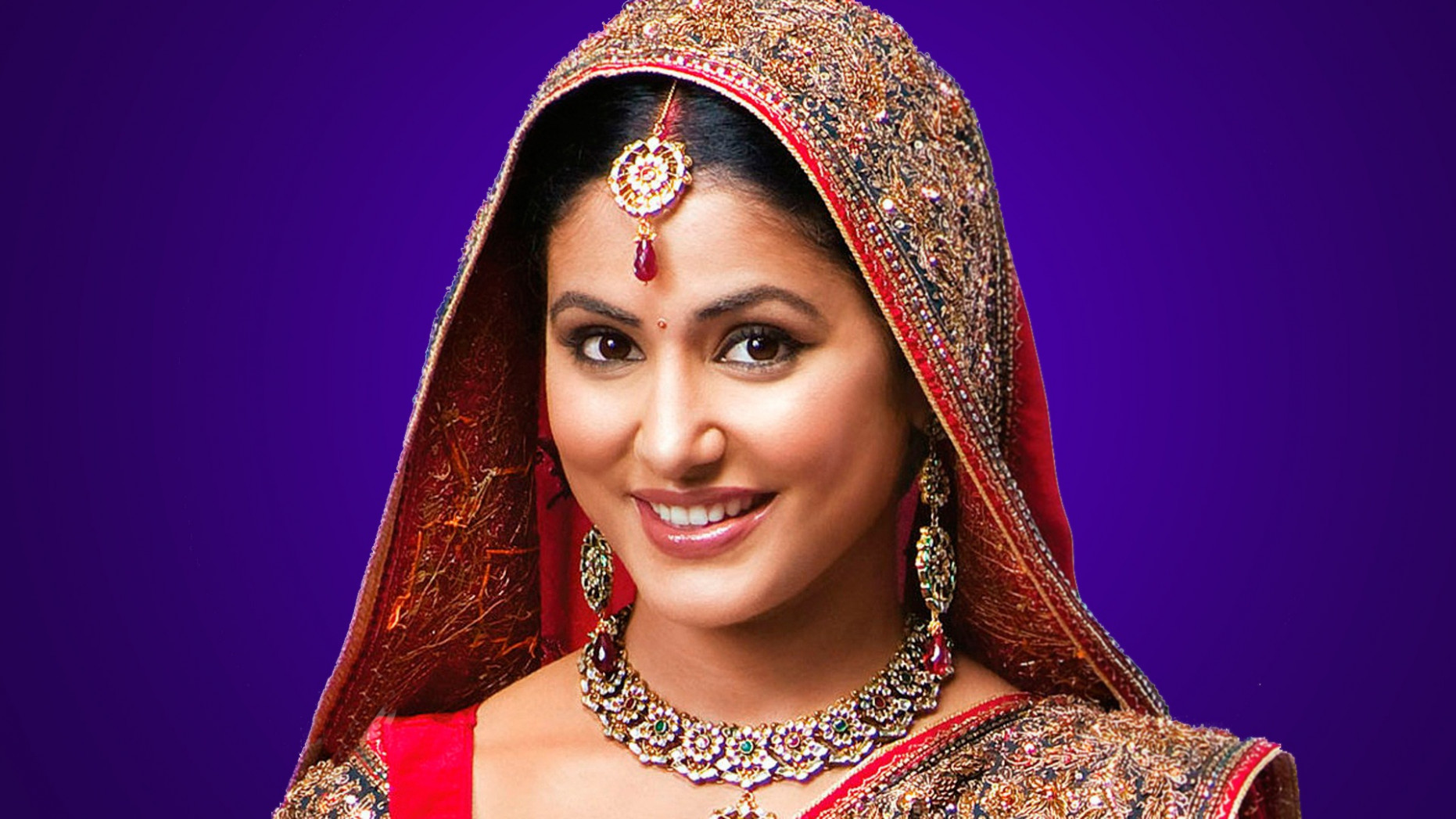 Beautiful TV actress bridal look | Beautiful hd wallpaper