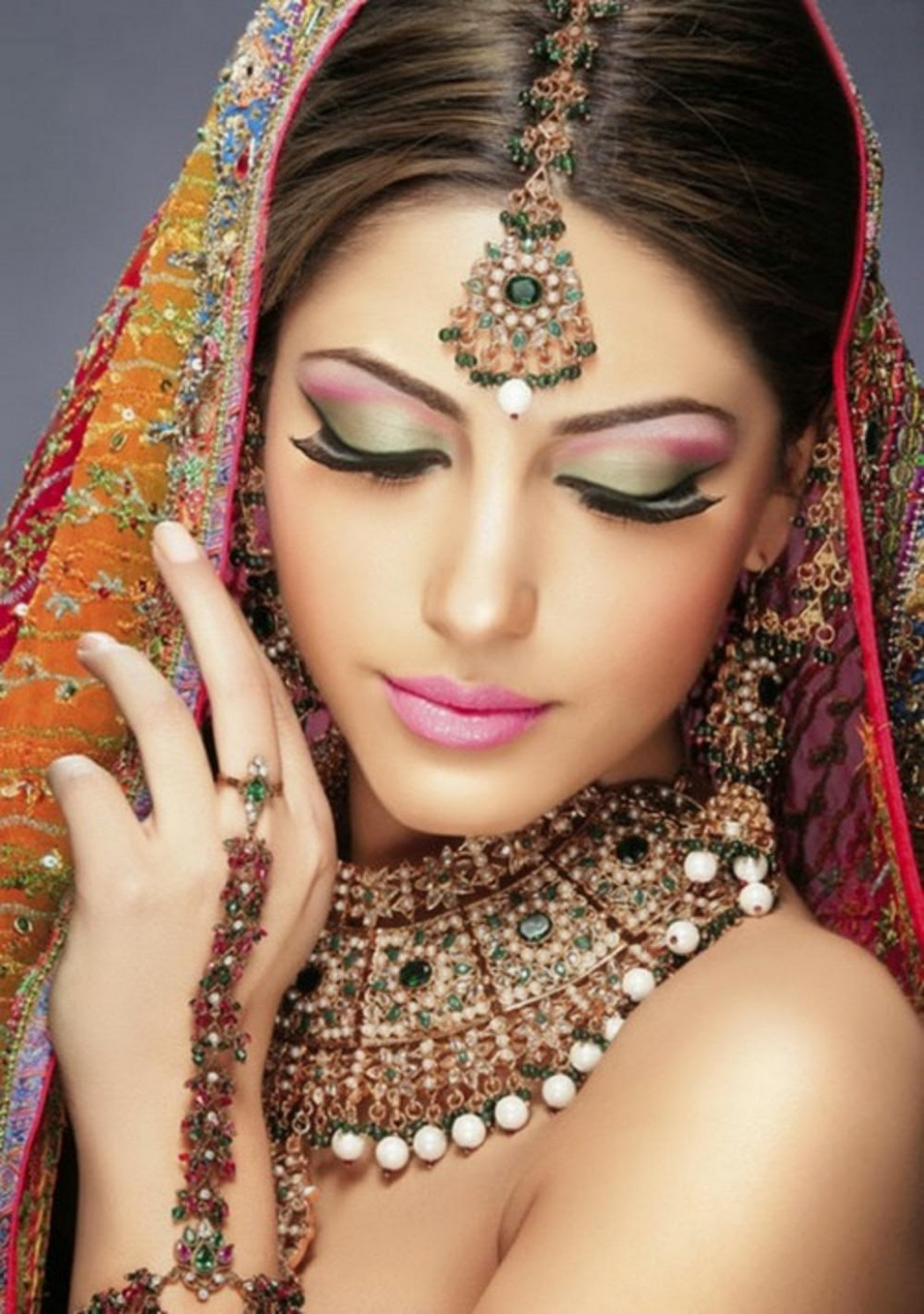 Beautiful Wedding Makeup Pictures - Makeup Vidalondon