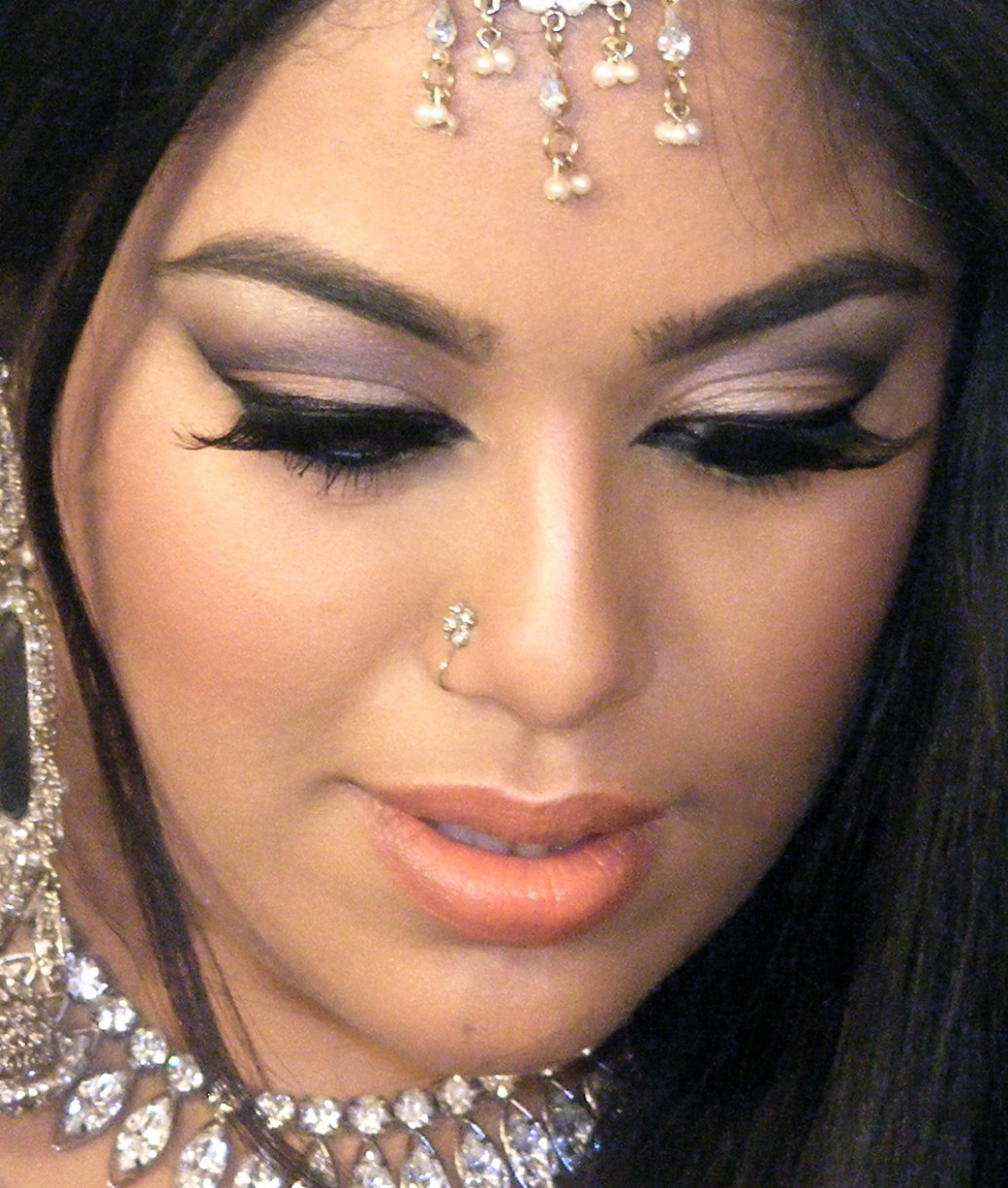 BeautyByBinny: PAKISTANI / INDIAN BRIDAL MAKEUP