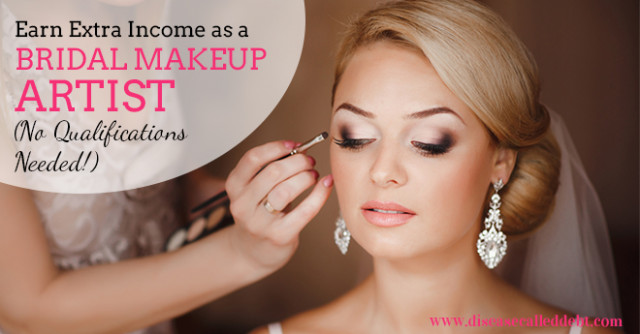 Become a Bridal Makeup Artist: Earn Extra Income - Disease ...