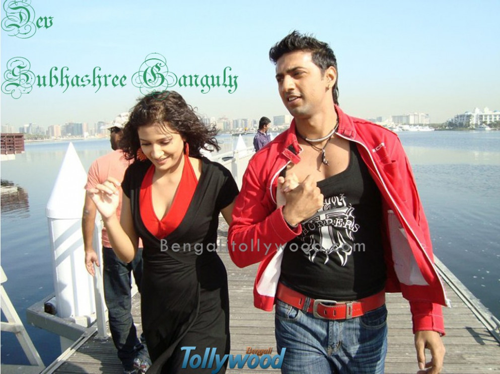 Bengali Dev And His Girlfriend Image Actor Dev Bengali ...