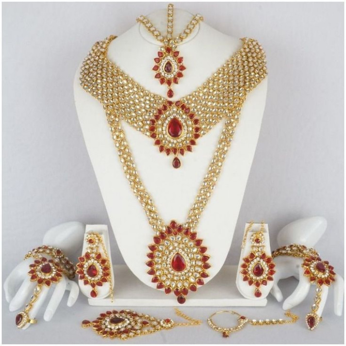 Best 10+ Bridal necklace set ideas on Pinterest | Wedding ...