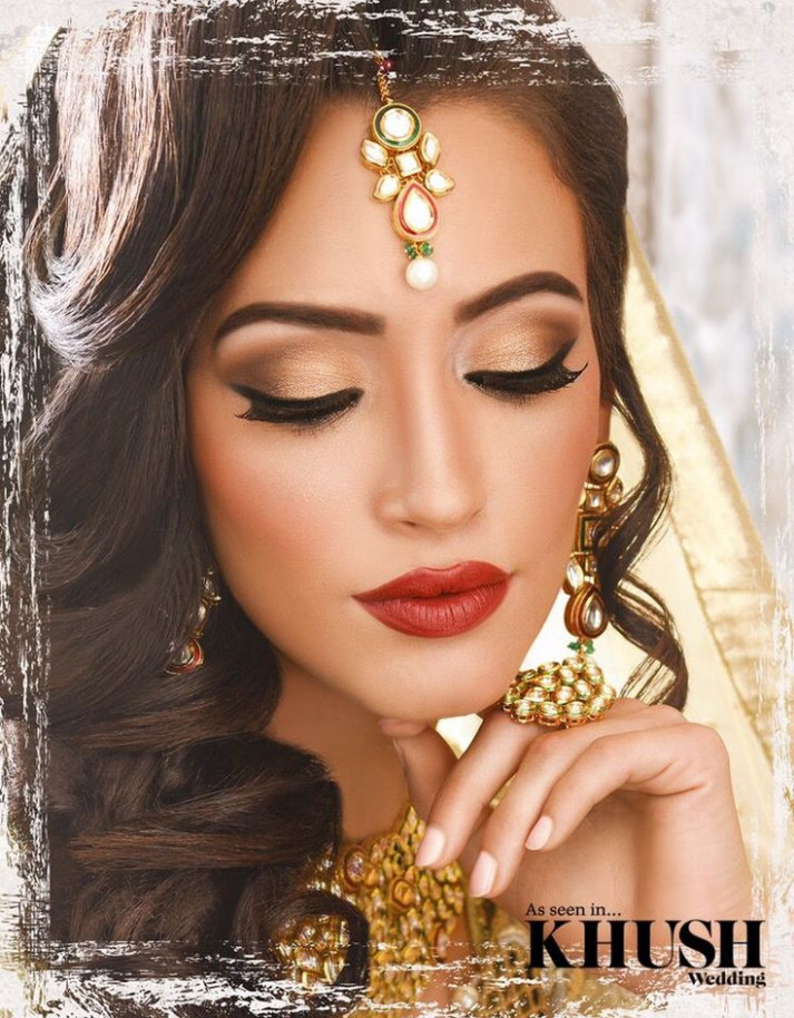 Best 20+ Indian bridal makeup ideas on Pinterest