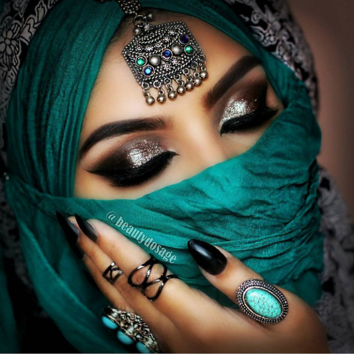 Best 25+ Arabic makeup ideas on Pinterest | Arab makeup ...
