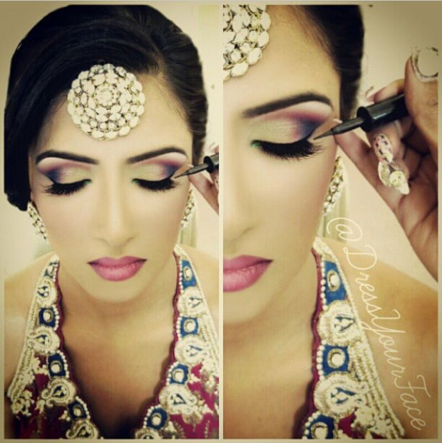 Best 25+ Bollywood makeup ideas on Pinterest | Pakistani ...