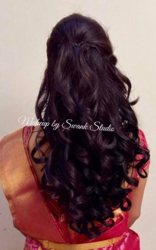 Best 25+ Indian bridal hairstyles ideas on Pinterest ...