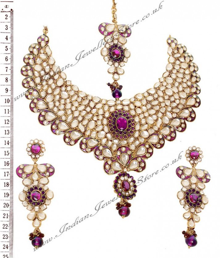 Best 25+ Indian jewelry sets ideas on Pinterest | Indian ...