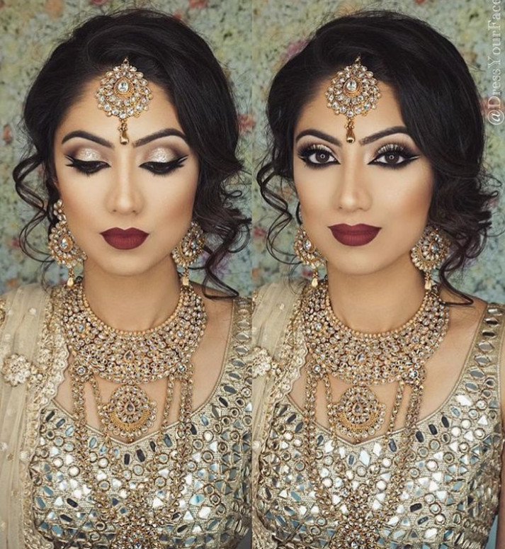 Best 25+ Pakistani bridal makeup ideas on Pinterest ...