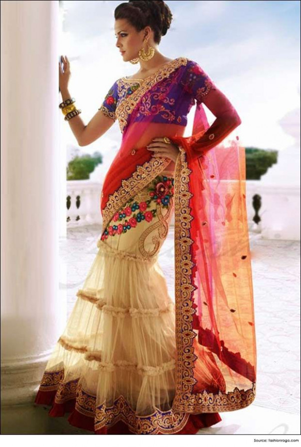 Best 25  Saree draping styles ideas on Pinterest | Saree ...