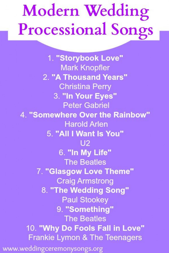 Best 25+ Wedding processional songs ideas on Pinterest ...