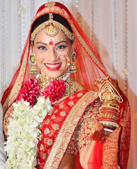 Best Bollywood Bridal Makeup Looks.