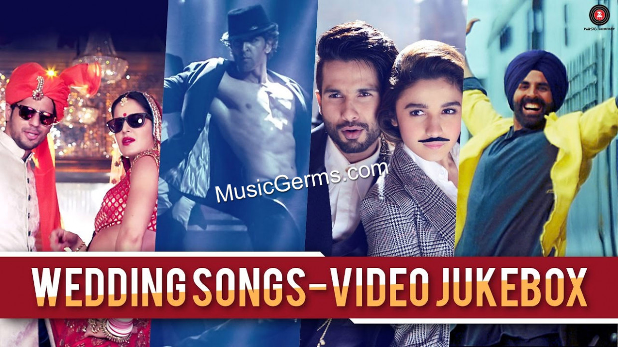 Best Bollywood Wedding Songs Jukebox | Watch & Download HD ...