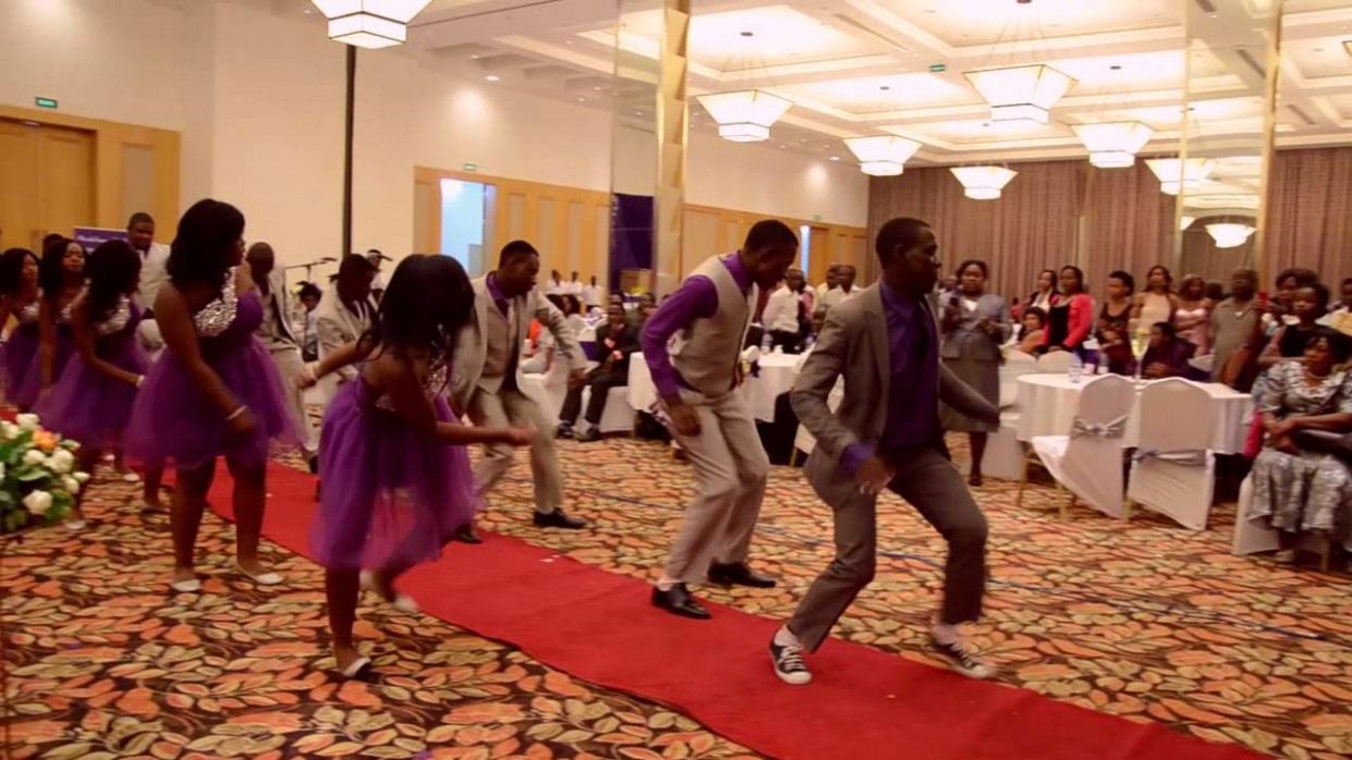 Best Bridal Dance in Africa Malawi - YouTube