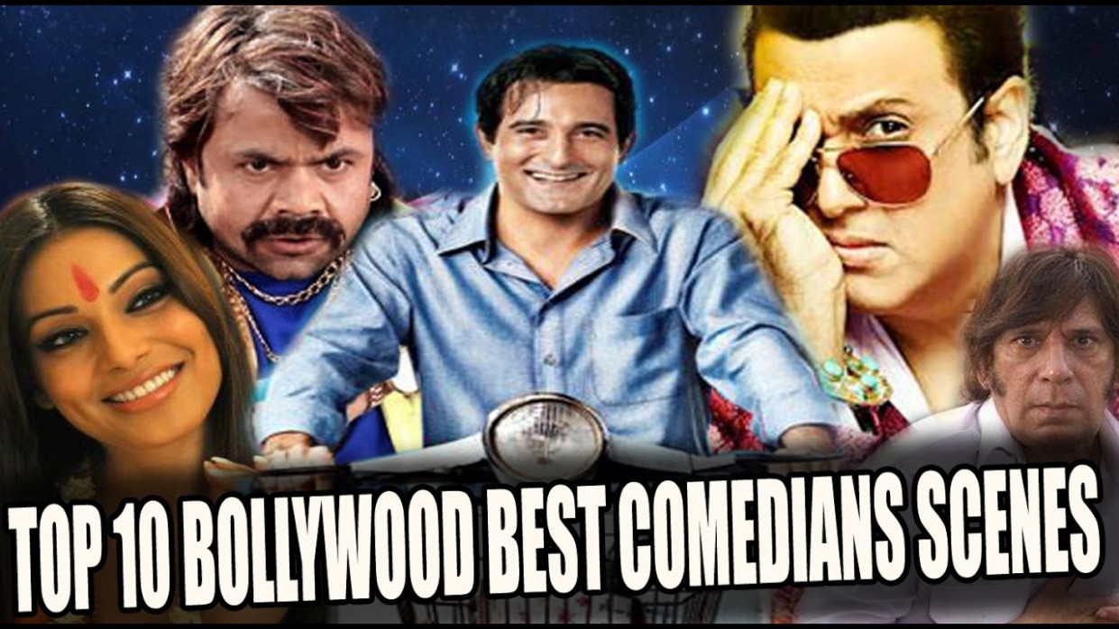 Best Comedy Comedy Scenes With Best Comedians - Bollywood ...