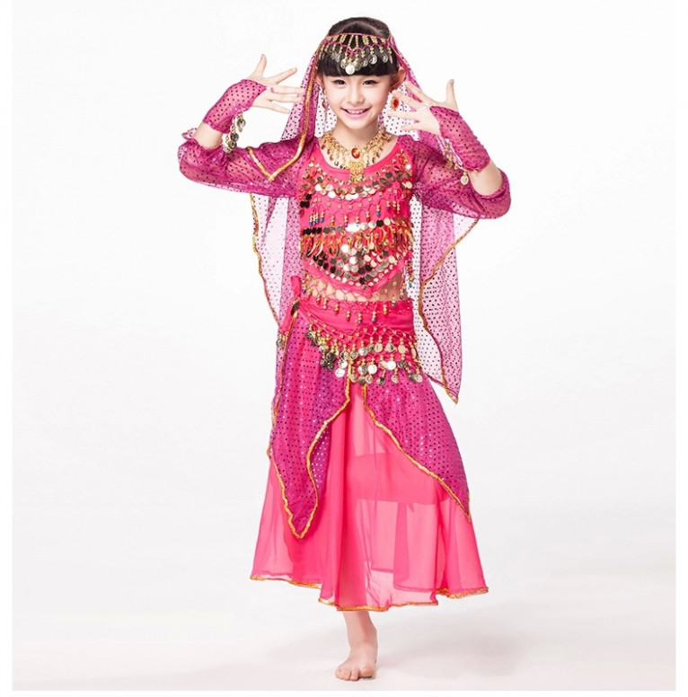 Best Dance Bollywood belly Dance Costumes Indian Dress set ...