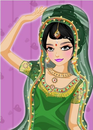 Best Dress Games Blog: Saree Dress Up Games