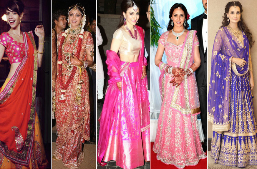 Best Dressed Bollywood Brides – ::MyStylePal::