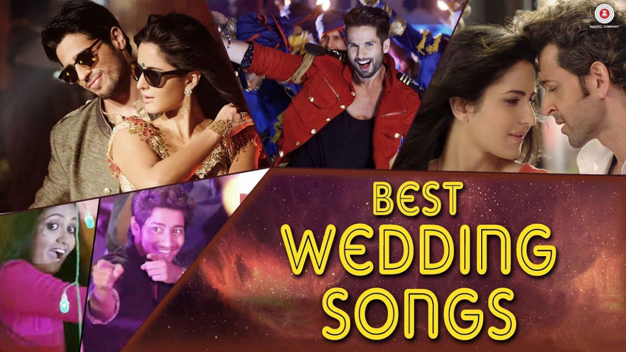 Best Hindi Bollywood Wedding Songs 2016 - Sangeet Music ...