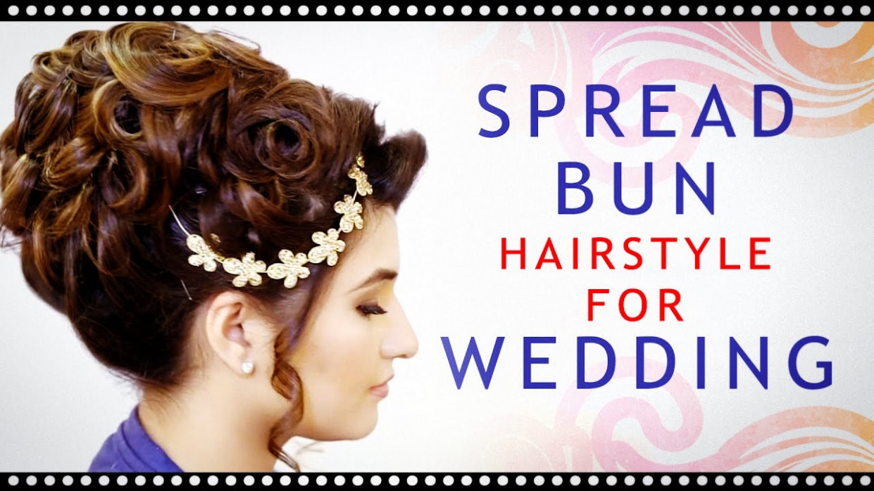 Best Indian Wedding Hairstyle | Indian Bridal HairStyle ...