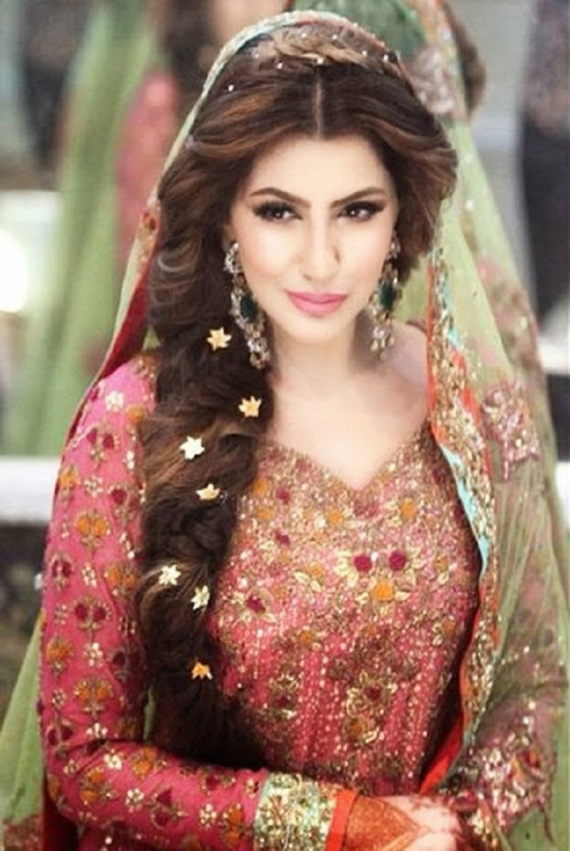 Best Indian Wedding Hairstyles for Brides 2016-2017 ...