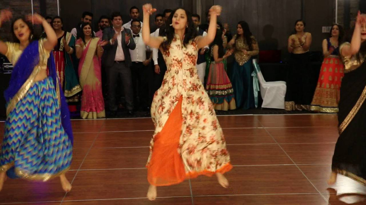 Best Indian Wedding Reception Bollywood Style Performance ...