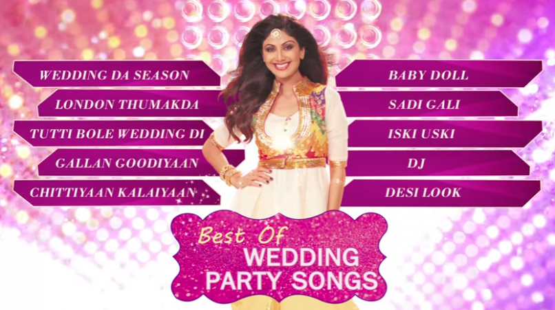 Best of Bollywood Wedding Songs 2015 | Non Stop Hindi ...