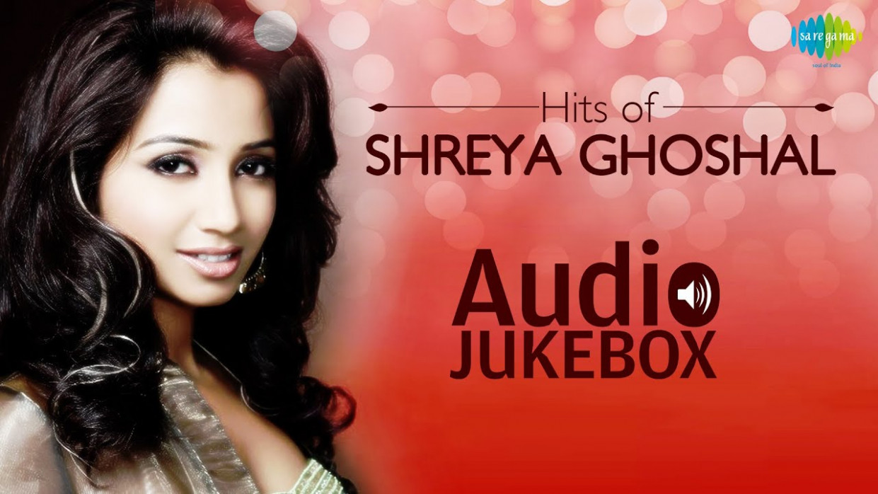 Best Of Shreya Ghoshal | Bollywood Songs | Shreya Ghosal ...