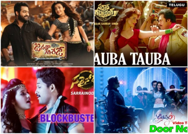 Best of Tollywood 2016: Top 10 hottest and popular Telugu ...