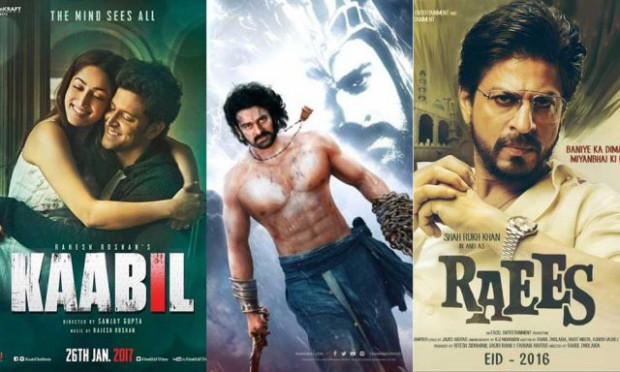 Best performing Bollywood movies of 2017