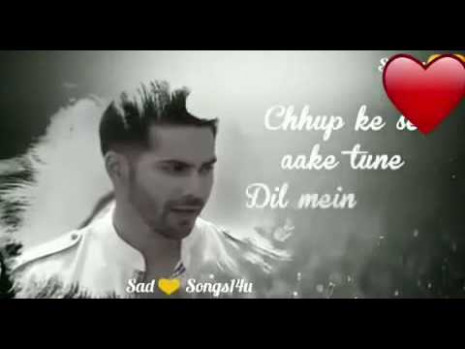 Best Romantic Song | Lyrics | WhatsApp Status Video Hindi ...