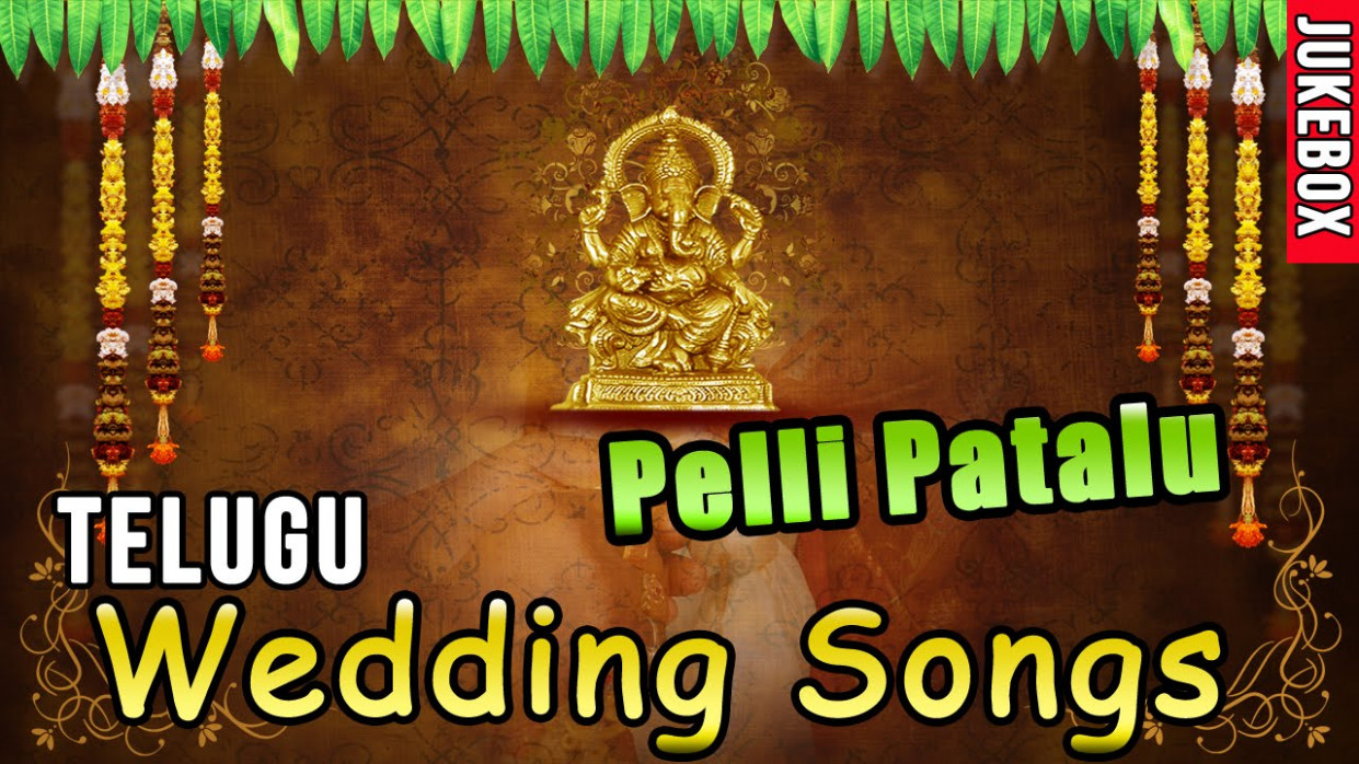 Best Wedding Songs of Tollywood | Tollywood Wedding Songs ...