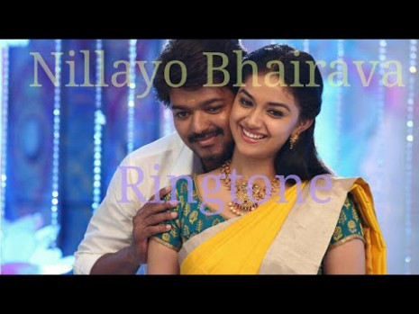 Bhairava Nillayo Whistle Ringtone For Mobile | Popular And ...
