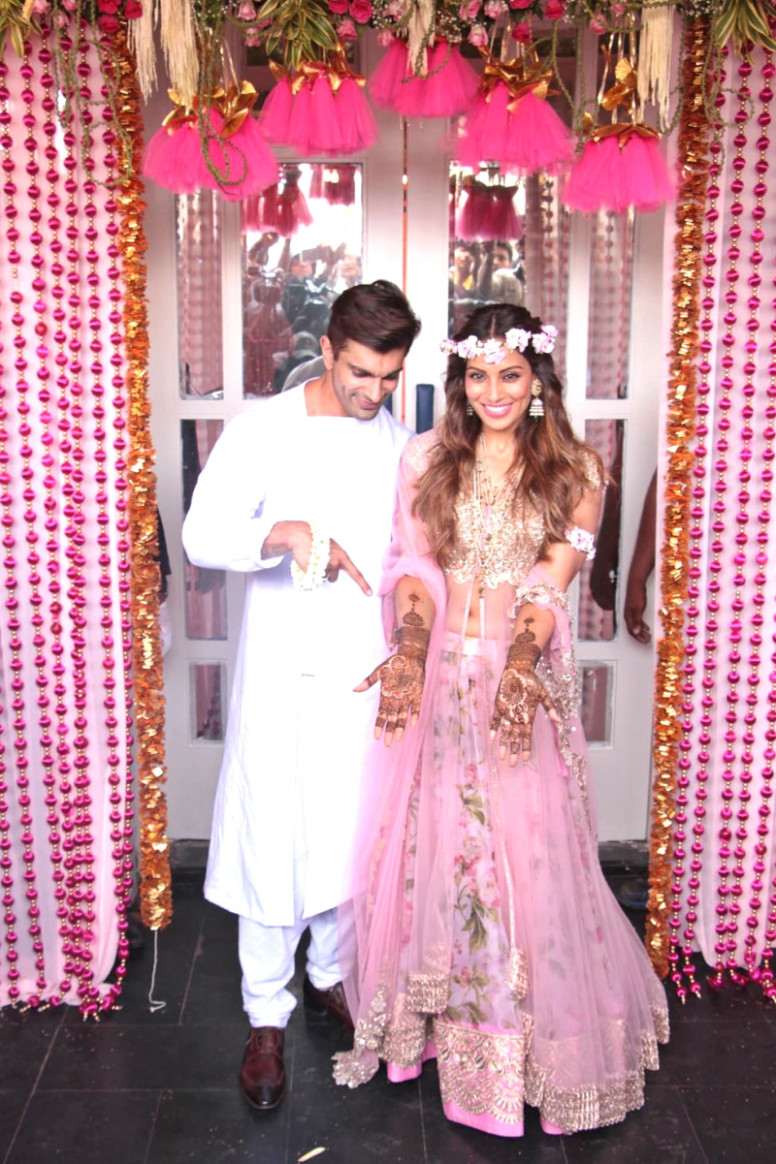 Bipasha Basu And Karan Singh Grover's Wedding | Weddingplz