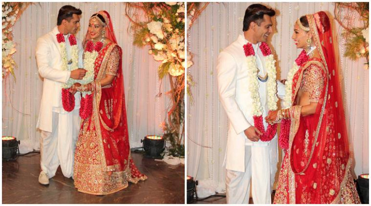 Bipasha Basu, Karan Singh Grover get married, bride glows ...