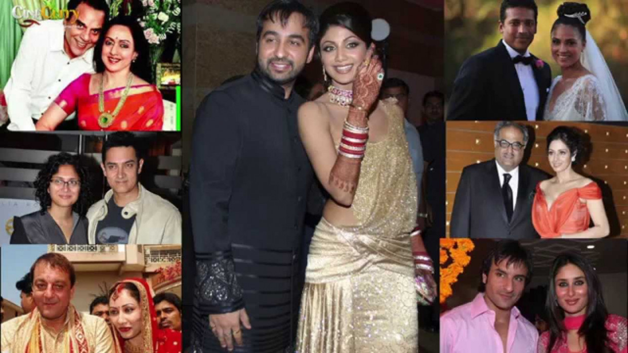 Bollywood Actors Marriage Photos | www.pixshark.com ...