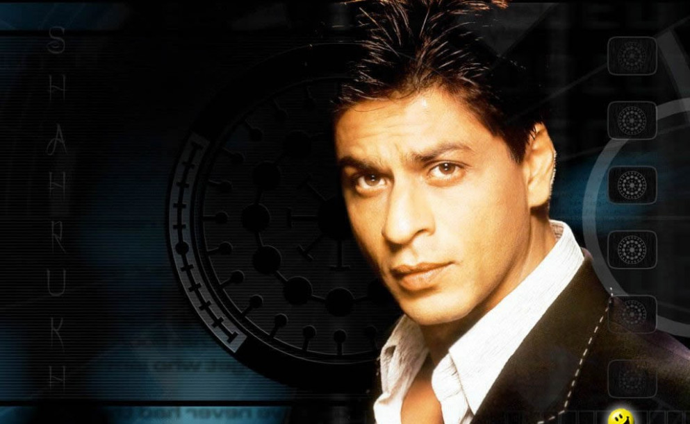 bollywood actors: shahrukh khan wallpapers