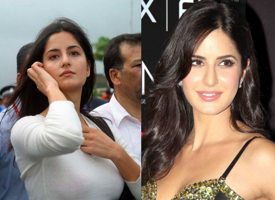 Bollywood Actors Without Makeup Before And After - Mugeek ...