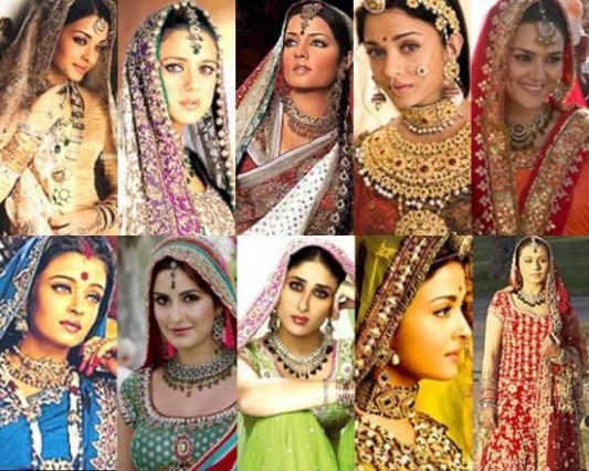 Bollywood actress in bridal look | Just Bollywood ...
