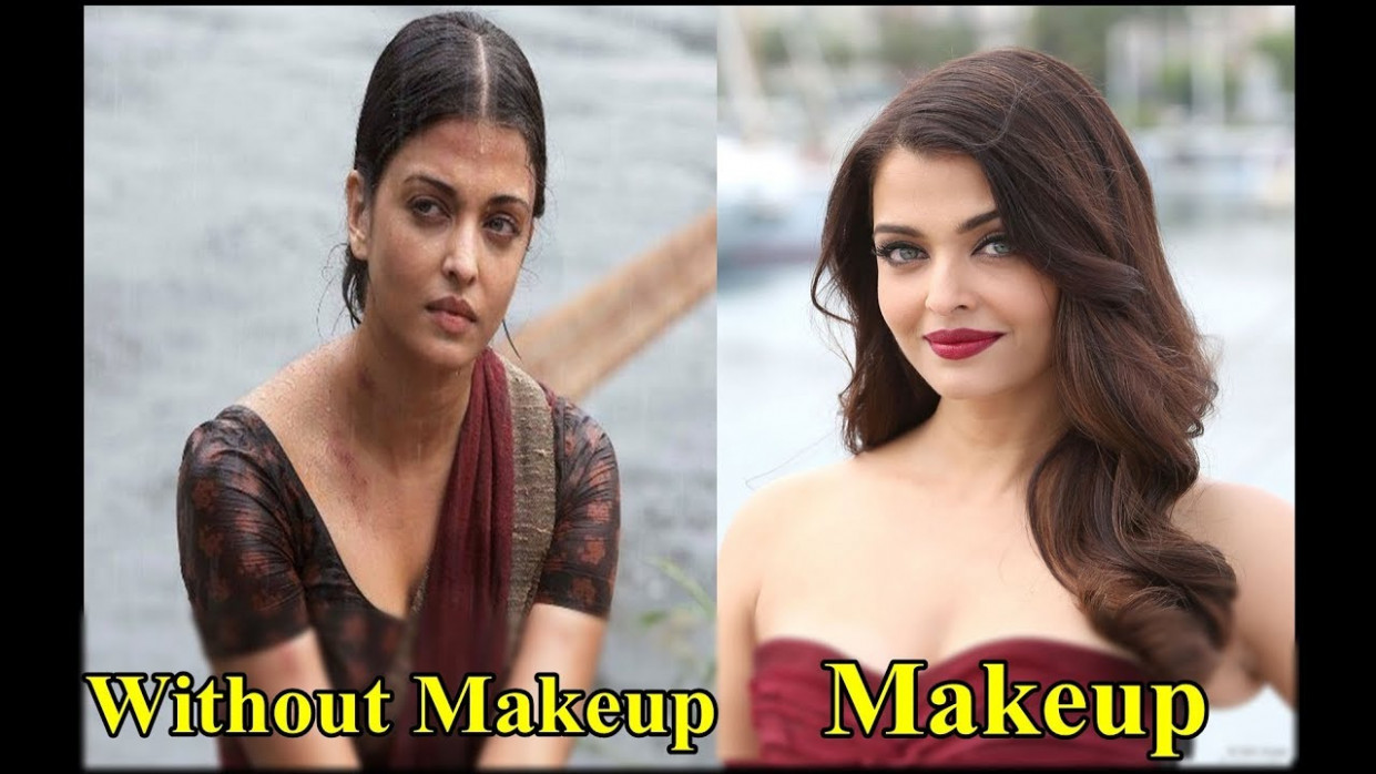 BOLLYWOOD ACTRESS WITHOUT MAKEUP - 2017 - YouTube